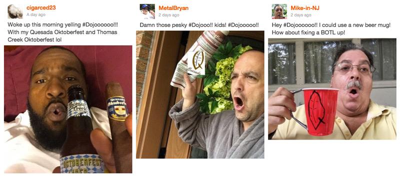 Quesada Oktoberfest cigar contest winners
