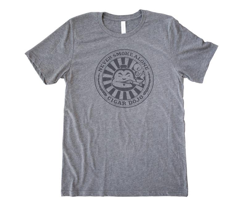 Cigar Dojo Gray *Insignia* Shirt