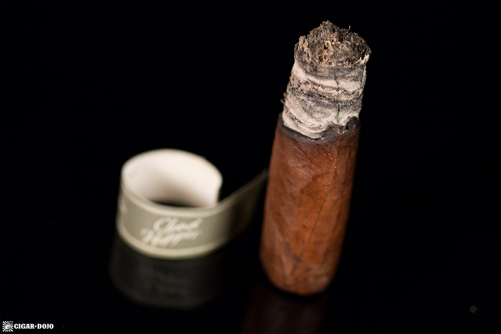 Edition One Cloud Hopper No. 53 cigar nubbed