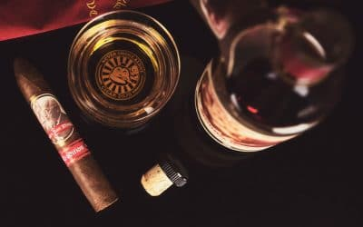 Pappy Van Winkle Tradition Belicoso Fino cigar review