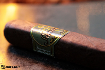 Santiago Cigars Habano cigar review