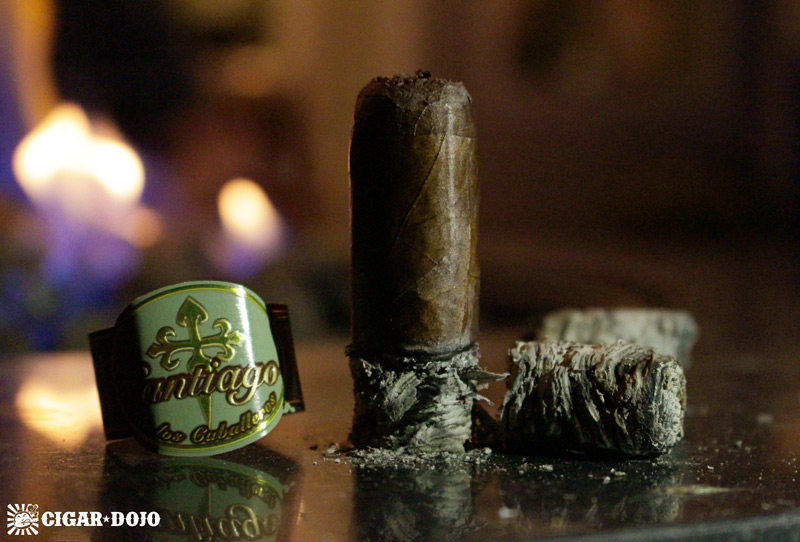 Santiago Cigars Habano cigar review and rating