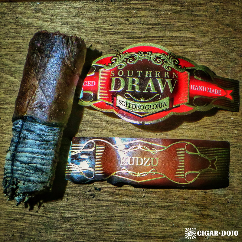 Southern Draw Kudzu cigar review and rating