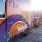 Food trucks Stogies Big Damn Cigar Jamboree and Wingding cigar event 2016