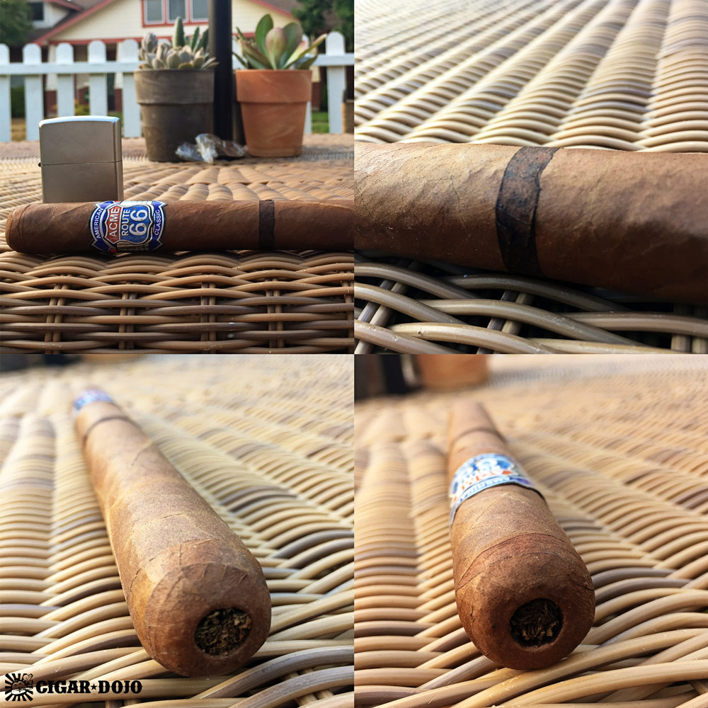 Acme Cigar Co. Route 66 cigar review