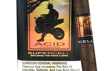 Drew Estate Acid Supercell cigar announcement