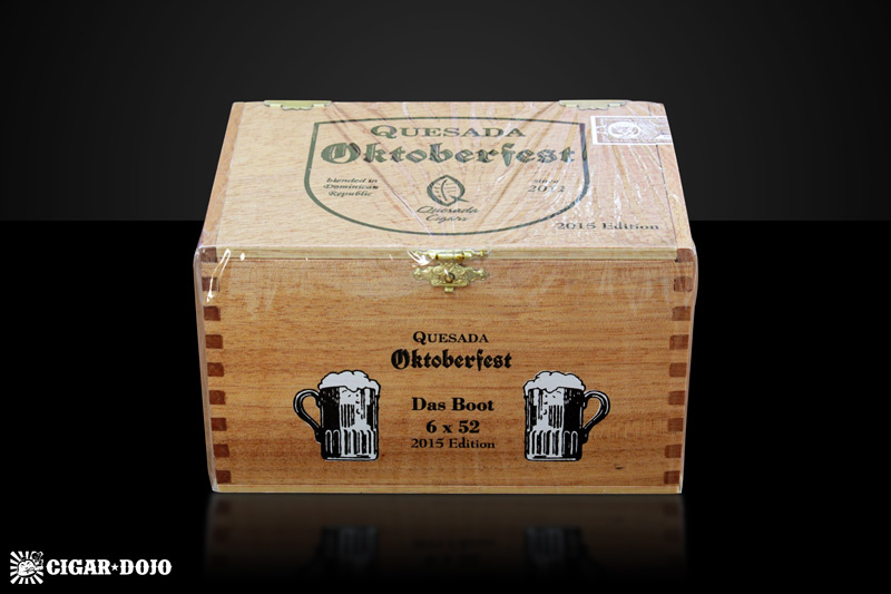 Quesada Oktoberfest 2015 Das Boot cigars