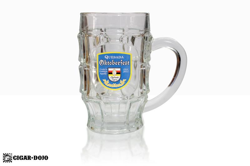 Quesada Oktoberfest beer mug