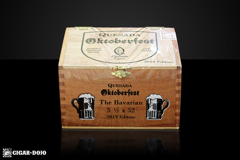 Quesada Oktoberfest 2015 The Bavarian cigars