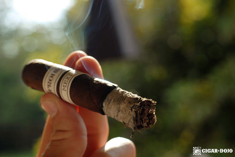 Rocky Patel Prohibition San Andreas maduro cigar review