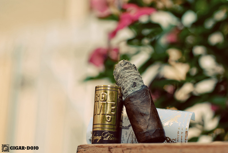 ROMEO by Romeo y Julieta Aging Room cigar review and rating