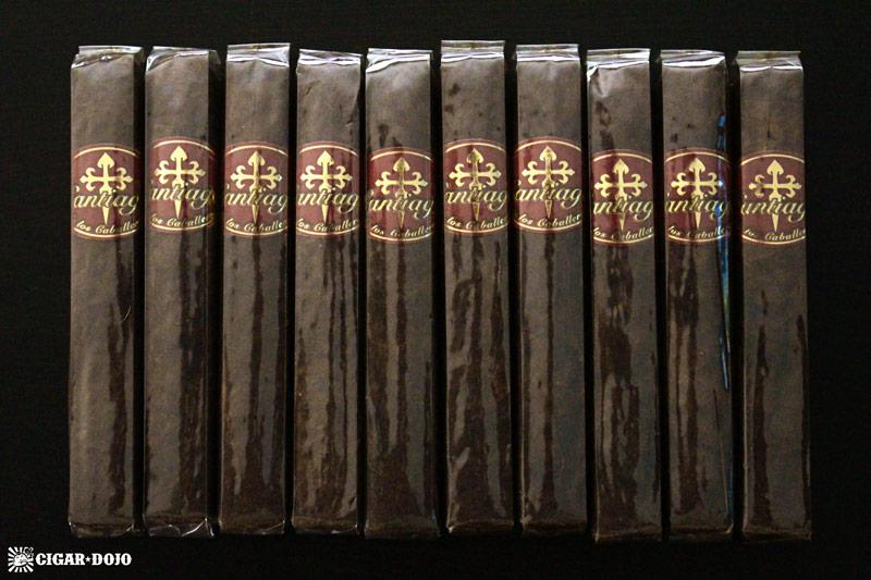 Santiago Cigars Maduro robusto 10-pack