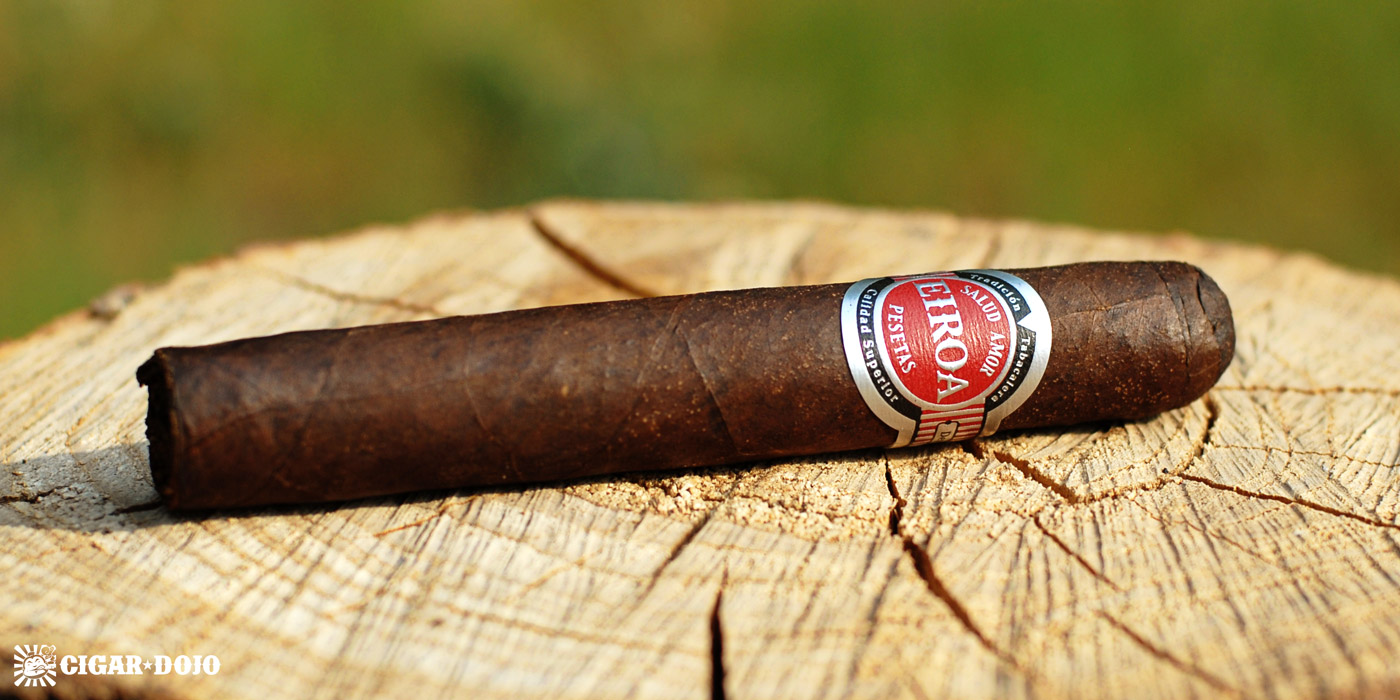 CLE Eiroa CBT Maduro cigar review