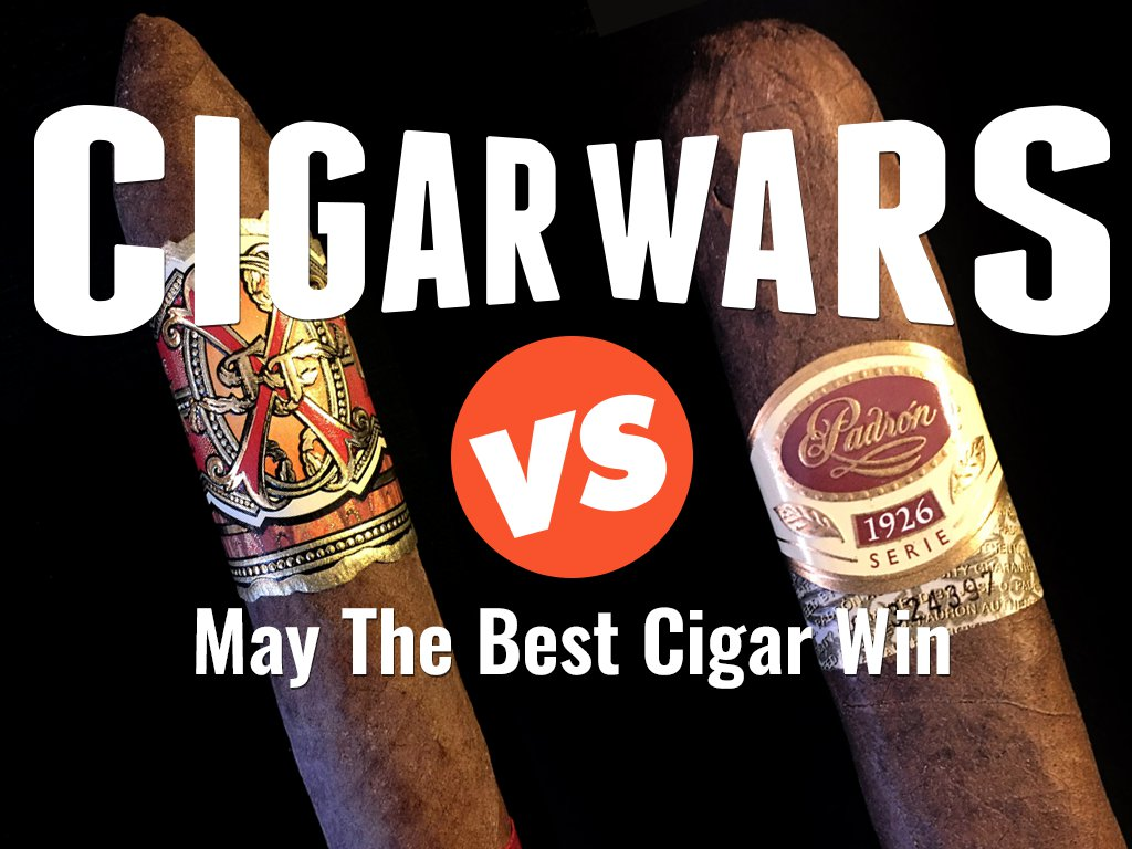 Cigar Wars cigar voting app