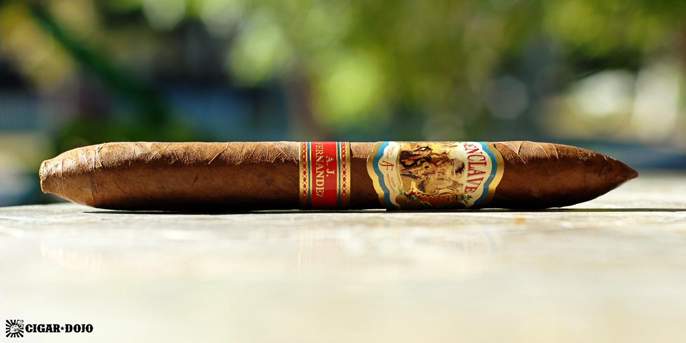 AJ Fernandez Enclave cigar review