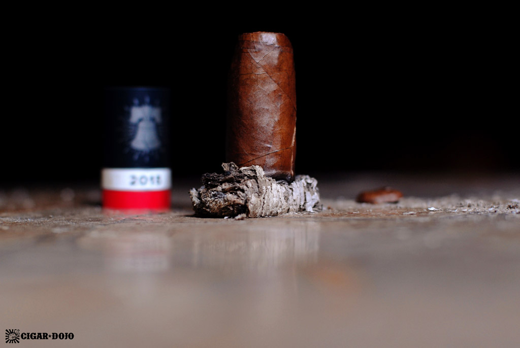 Camacho Liberty 2015 cigar review and rating