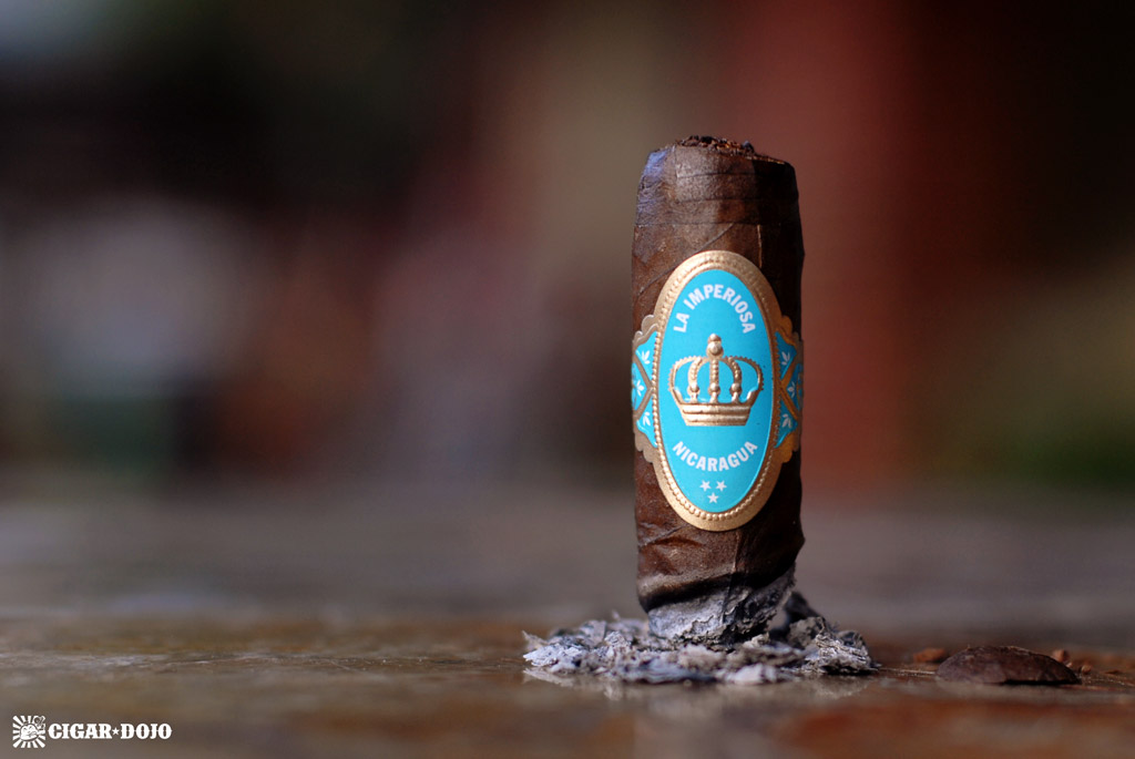Crowned Heads La Imperiosa cigar review and rating