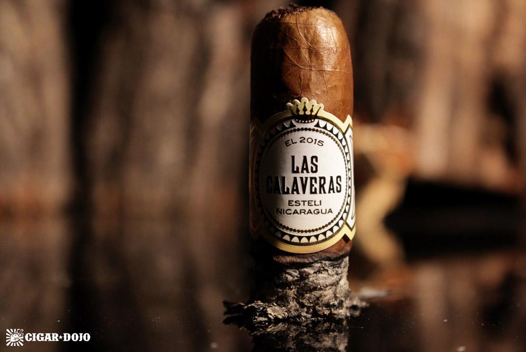Las Calaveras Edición Limitada 2015 cigar review and rating