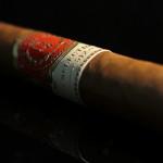 D'Crossier Lancero Selection No. 512 cigar closeup