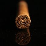 D'Crossier Lancero Selection No. 512 cigar foot