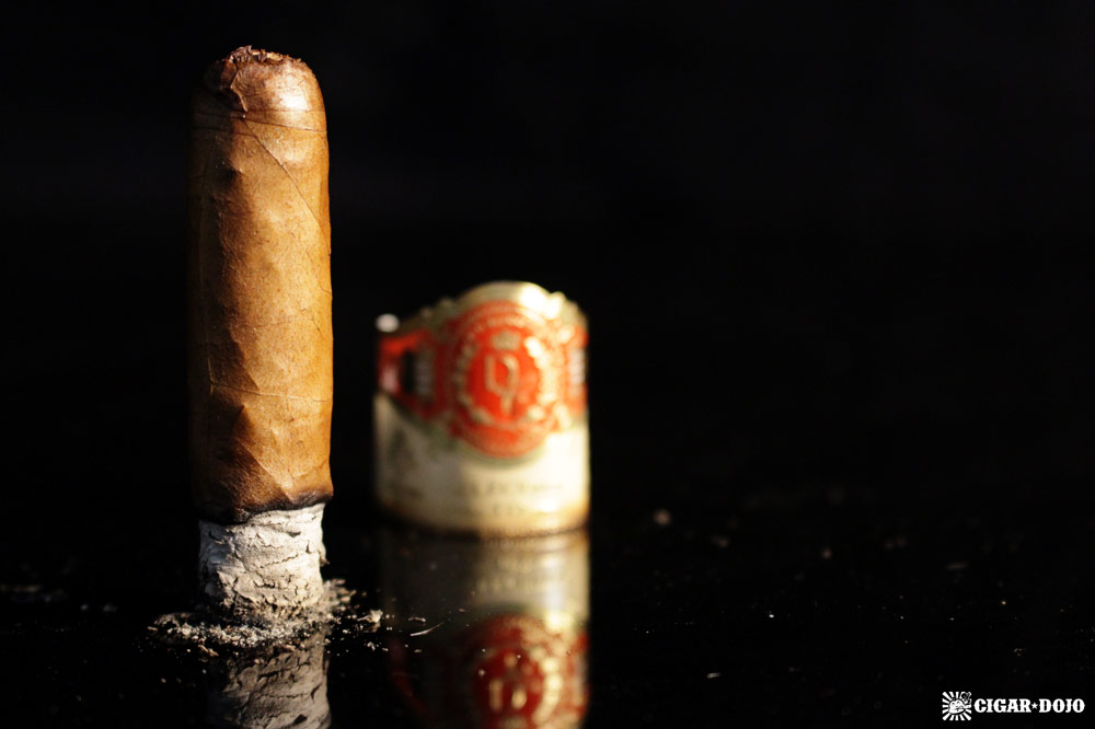 D'Crossier Lancero Selection No. 512 cigar review and rating