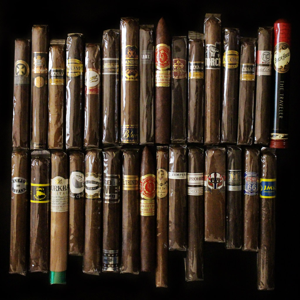 Cigar Dojo Halloween cigar giveaway prizes