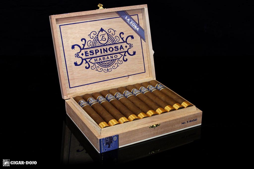 Espinosa Habano box cigars