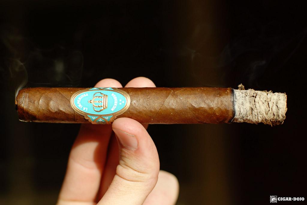 Crowned Heads La Imperiosa corona gorda cigar review