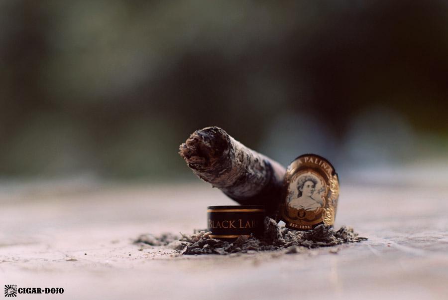 La Palina Black Label cigar review and rating
