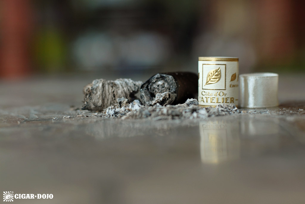 L'Atelier Côte d'Or cigar review and rating