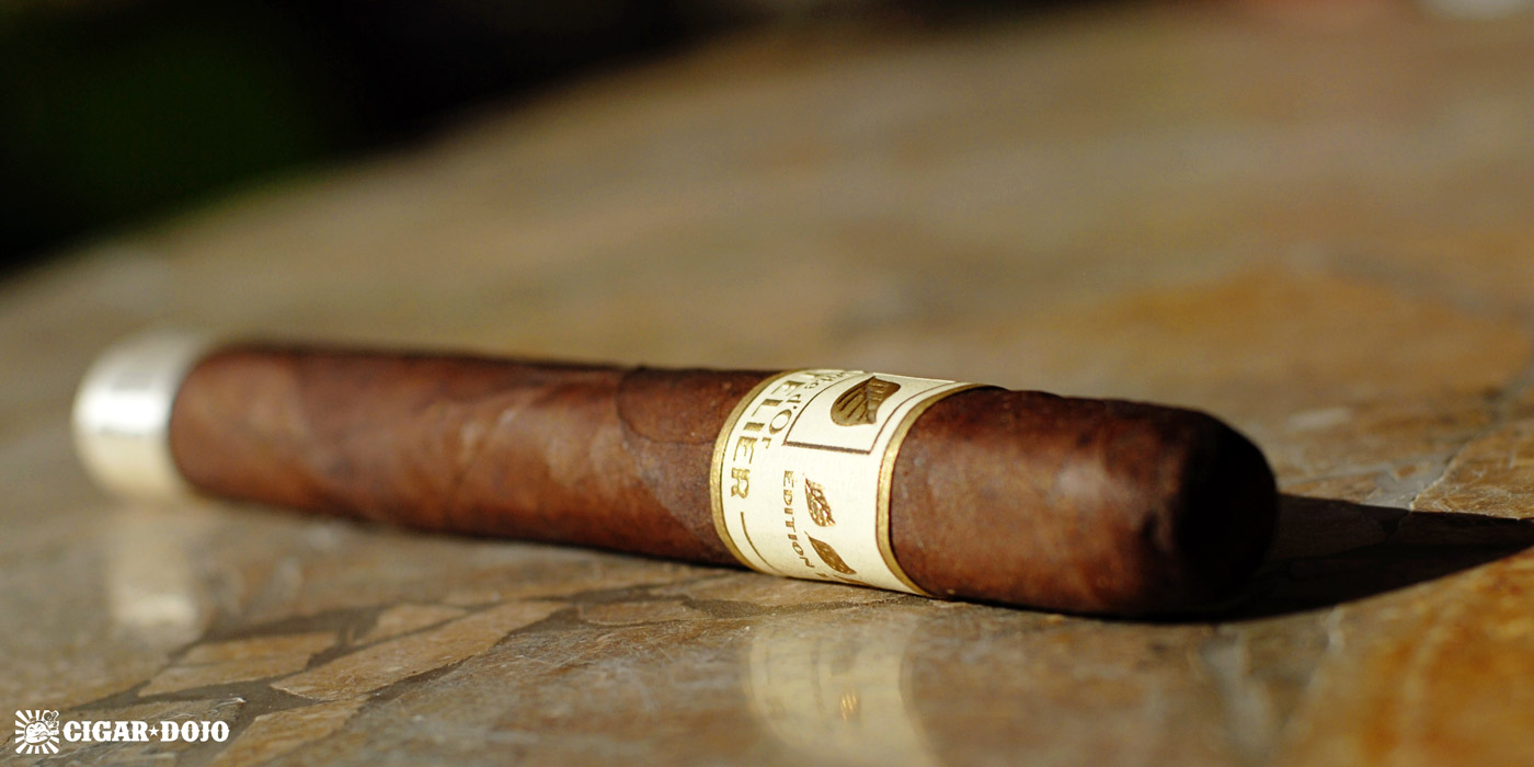 L'Atelier Côte d'Or cigar review