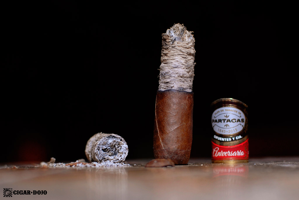 Partagas Aniversario 170 cigar review and rating