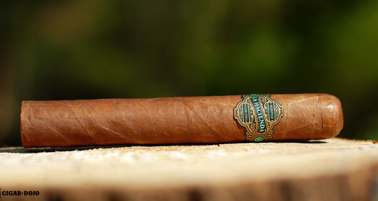 Warped La Hacienda cigar review