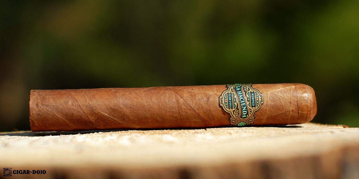 Warped La Hacienda cigar review