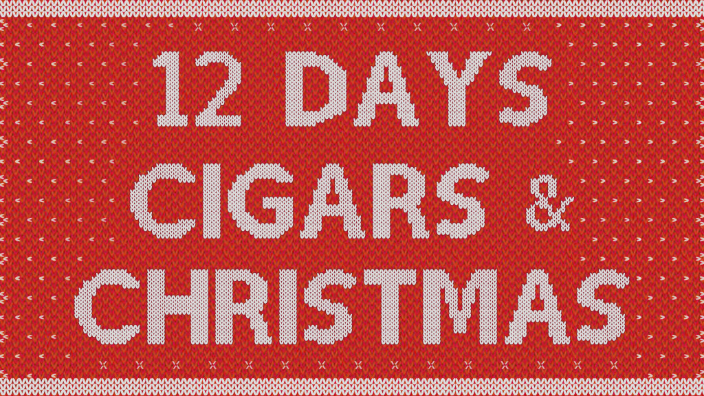 12 Days Cigars and Christmas giveaway 2015