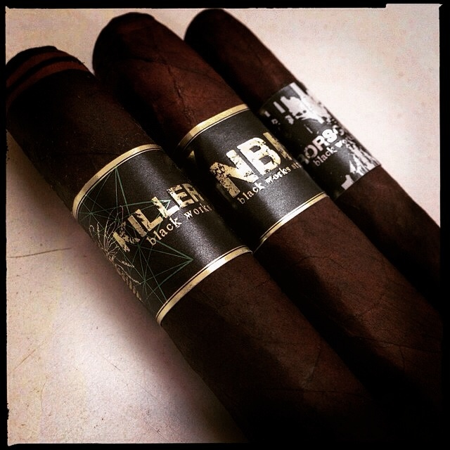 Black Works Studio BLK WKS launches first 3 cigars