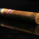 Bella Dominicana corona cigar foot