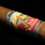 "Bella Dominicana corona ""M"" cigar band"