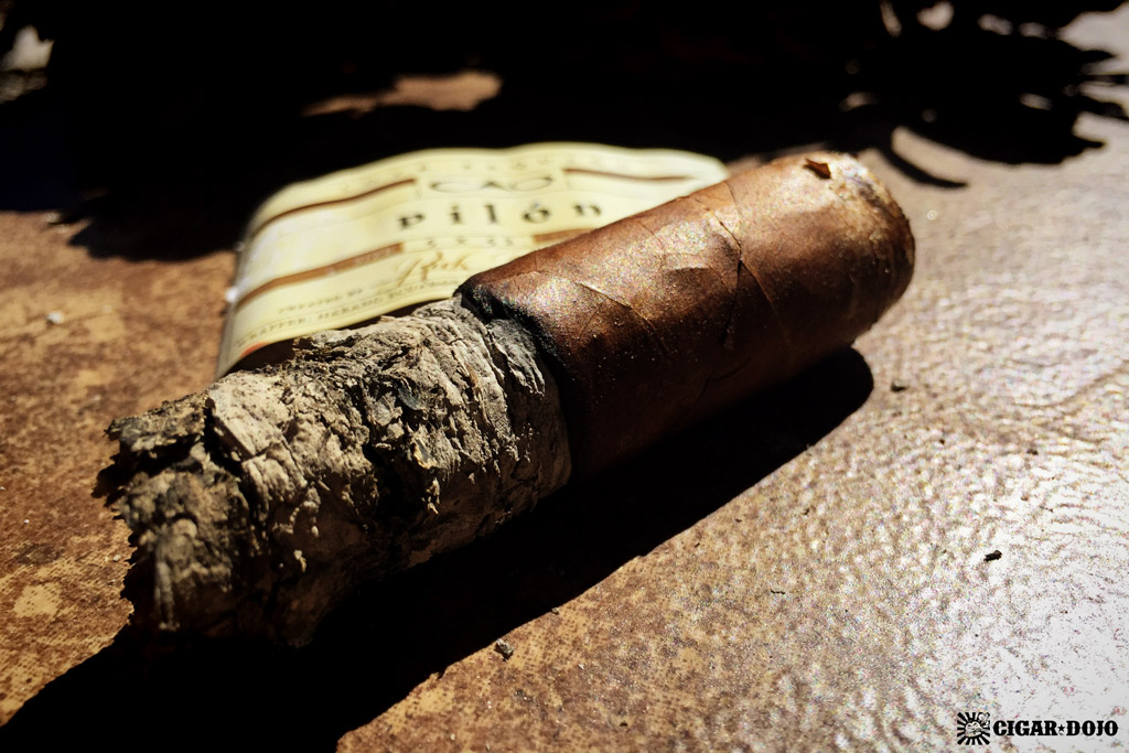 CAO Pilón cigar review and rating