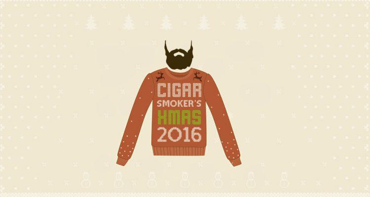 Christmas list for the cigar smoker 2016