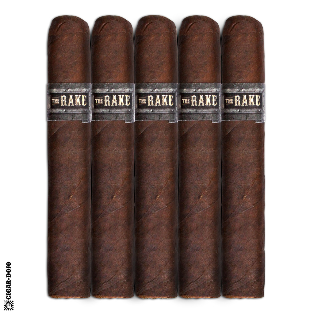 MoyaRuiz The Rake cigar 5-pack giveaway