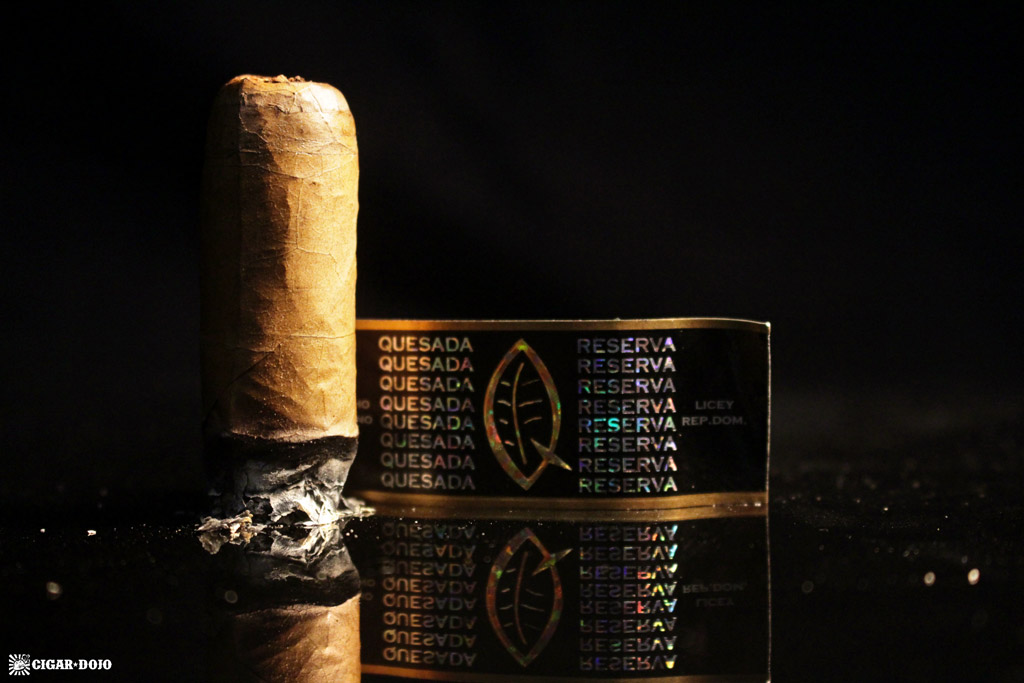 Quesada Reserva Privada cigar review an rating