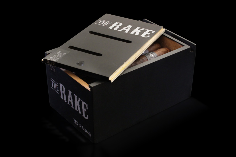 MoyaRuiz The Rake box of cigars giveaway
