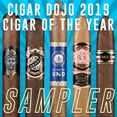Cigar of the year sampler