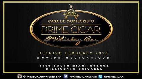 Casa de Montecristo Prime Cigar Altadis cigar lounge