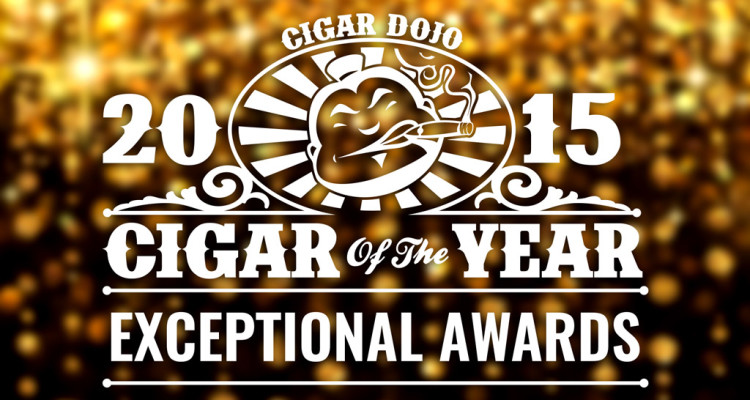 Exceptional Cigar Awards 2015