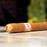 MBombay KeSara Vintage Reserve Nikka cigar pigtail cap