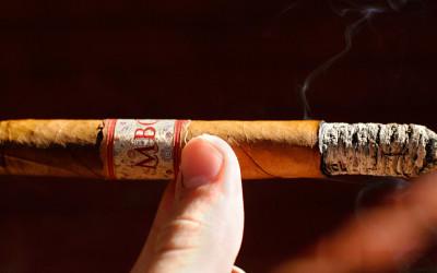 MBombay KeSara Vintage Reserve Nikka cigar review