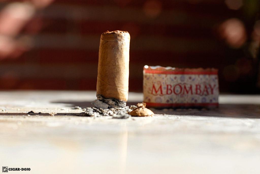 MBombay KeSara Vintage Reserve Nikka cigar review and rating