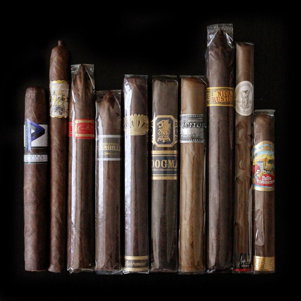 Premium cigar giveaway bundle
